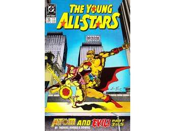 The Young All-Stars nr 23 (1988) / GD/VG / lässkick