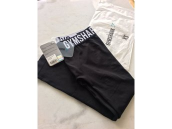 Gymshark fit cropped tights strl XS