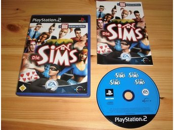 PS2: Sims