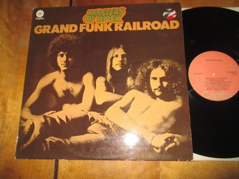 "Grand Funk Railroad ""Masters Of Rock"""
