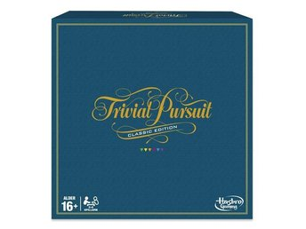 Trivial Pursuit Classic Edition NO