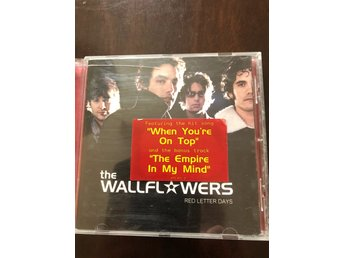 The Wallflowers. Red Letter Days