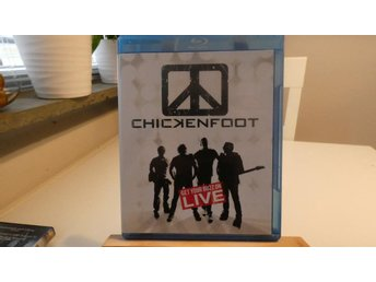 CHICKENFOOT - GET YOUR BUZZ.ON LIVE (1536)