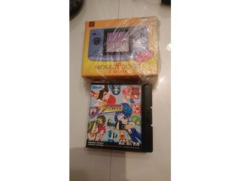NEO GEO POCKET COLOR MED KING OF FIGHTERS R2