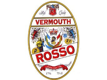FC Lyxetikett Vermouth Rosso
