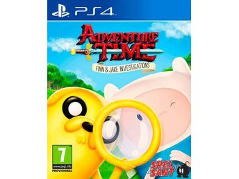 Adventure Time Finn & Jake Investigations