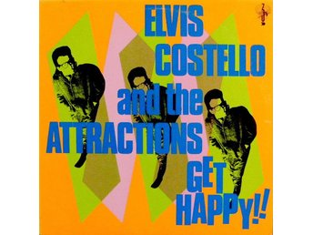 Elvis Costello and the Attractions  Get happy