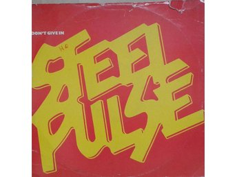 Steel Pulse  titel* Don't Give In / Reggae Fever* Reggae, Roots Reggae UK 12""