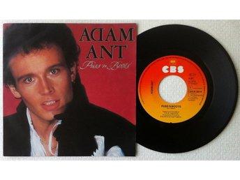 "ADAM ANT 'Puss n Boots' Dutch 1983 7"" - Bröndby - ADAM ANT 'Puss n Boots' Dutch 1983 7"" - Bröndby"