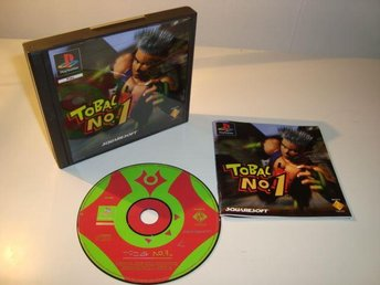 PSX - Tobal No.1