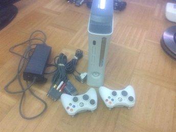 Microsoft Xbox 360 Slim 60GB - Uddevalla - Microsoft Xbox 360 Slim 60GB - Uddevalla