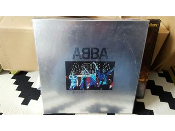 Abba the vinyl collection LP-BOX