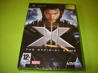 X-MEN THE OFFICIAL GAME NY INPLASTAD (X-BOX)
