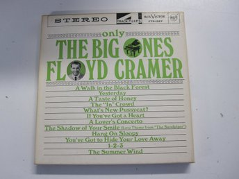 Floyd Cramer - Only the big ones - Rullband