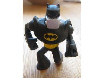 Leksaker - Batman - Action Figurer - Mattel - Batman Steelmouth NY - Uddevalla - Leksaker - Batman - Action Figurer - Mattel - Batman Steelmouth NY - Uddevalla