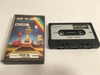 Chess till Sinclair ZX Spectrum