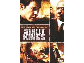 DVD - Street Kings (Beg)