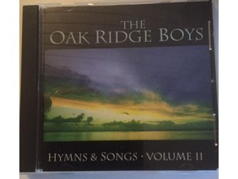 CD  THE OAK RIDGE BOYS - HYMNS & SONGS - VOLUME II - NY