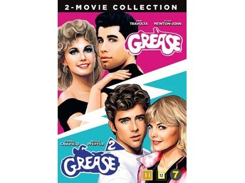 Grease 1+2 - Remastrade (2 DVD)