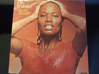 LP - THE STYLISTICS. You are beautiful. 1975