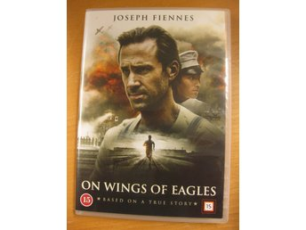 ON WINGS OF EAGLES - JOSEPH FIENNES - DVD APRIL 2018