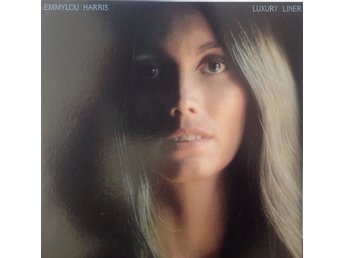 Emmylou Harris LP Luxury Liner