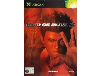 XBOX - Dead or Alive 3 (Beg)