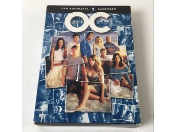 DVD VIDEO, TV-serie, The OC 2, Säsong 2