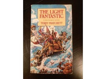 "Terry Pratchett ""The Light Fantastic"" Discworld pocket"