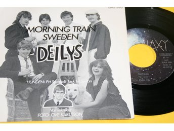 DEILYS. MORNING TRAIN / SWEDEN. 1982.