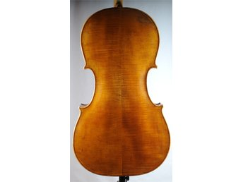 Bohemian cello 1850 for sale