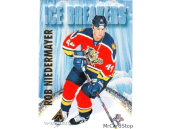 1994-95 Pinnacle 469 Rob Niedermayer IB Florida Panthers