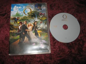 OZ THE GREAT AND POWERFUL (JAMES FRANCO,MILA KUNIS) DVD