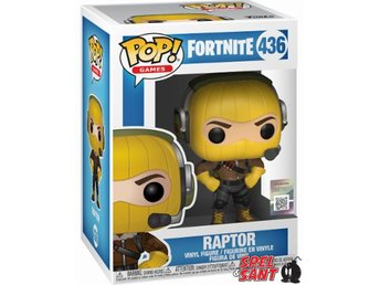 Pop! Fortnite Raptor