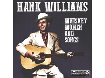 Williams Hank: Whiskey women and songs (Vinyl LP)