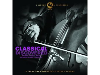 Discovered Classical (3 Vinyl LP)