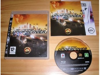 PS3: Need For Speed Undercover