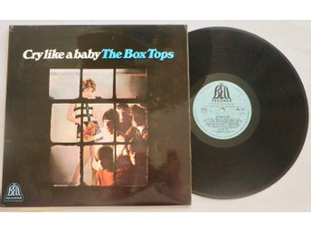 ** The Box Tops - Cry like a Baby **