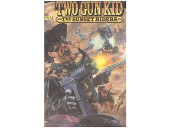 Two Gun Kid the Sunset Riders book 1 & 2
