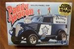 MPC 1/25 Willys Paddy Van Snap Kit