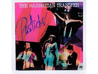 The Manhattan Transfer - Pastiche SD 19163 LP 1978