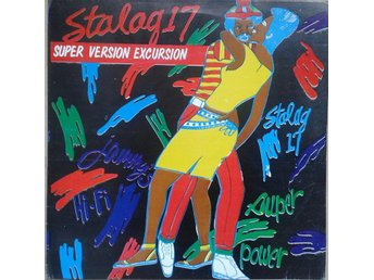 Various  titel*Stalag 17 Super Version Excursion* Reggae, Dancehall JAM LP