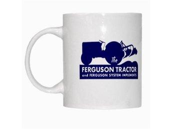 Ferguson traktor mugg - Chonburi - Ferguson traktor mugg - Chonburi