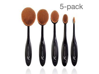 Mindful Care - 5-pack oval brush