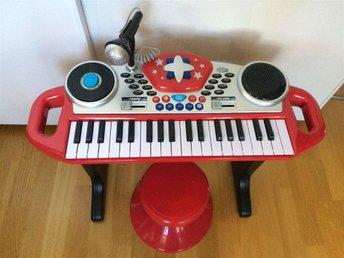 Rock Star Keyboard - Uppsala - Rock Star Keyboard - Uppsala