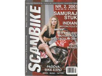 Scanbike nr. 2 2001 - Brottby - Scanbike nr. 2 2001 - Brottby
