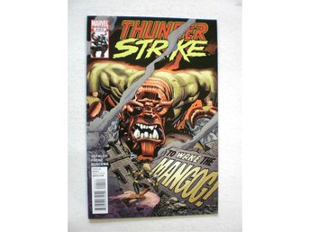 US Marvel - Thunderstrike # 4