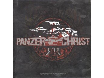 Panzerchrist -Regiment Ragnarok cd 2011 S/S Danish death met
