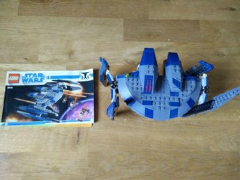 LEGO Star Wars set: Hyena Droid Bomber modell 8016