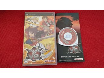 Japanskt Tales of VS PSP